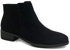 Bamboo Black Saber Ankle Boot - Women