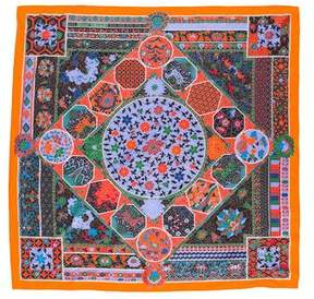Hermes Collections Imperiales Silk Scarf