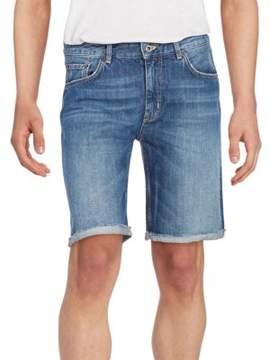 Gant Five-Pocket Denim Shorts