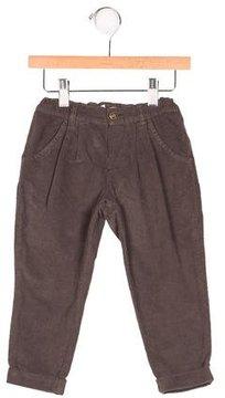 Emile et Ida Boys' Corduroy Pleated Pants