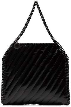 Stella McCartney Black Falabella Quilted Shoulder Bag