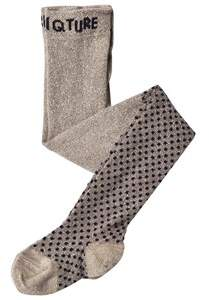 Mini A Ture Taupe Grey Ewa Stockings