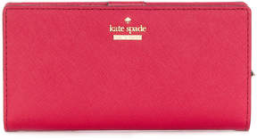 Kate Spade classic top zip wallet - RED - STYLE