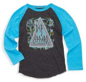 Rowdy Sprout Toddler's, Little Boy's & Boy's Def Leppard Tee
