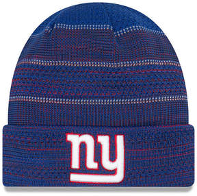 New Era New York Giants Touchdown Cuff Knit Hat
