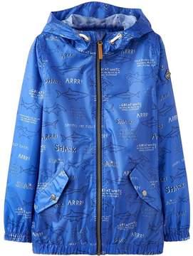 Joules Rowan Waterproof Jacket - Boys'