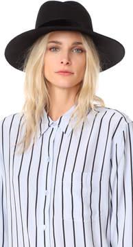 Rag & Bone Zoe Fedora Hat