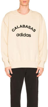 Yeezy Season 5 Crew Rib Side Sweatshirt