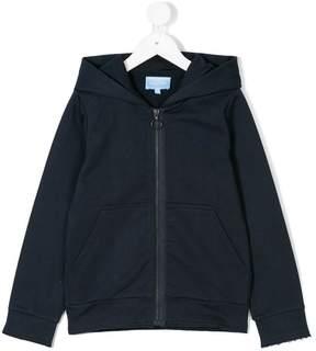 Lanvin Enfant zip-up hoodie