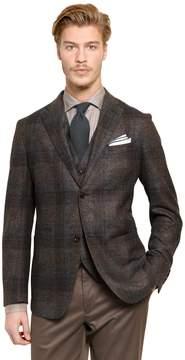 Ermenegildo Zegna Tartan Wool Jacket
