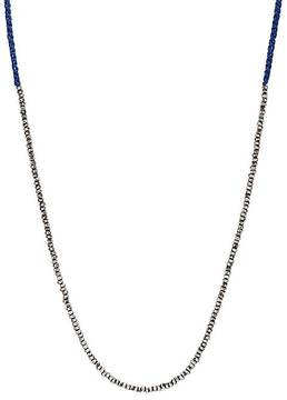 M. Cohen Men's Beaded Cord Necklace
