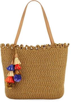 Eric Javits Squishee® Mita Tassel Tote Bag