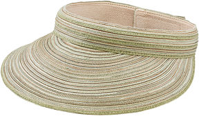 San Diego Hat Company Women's Mixed Braid Visor