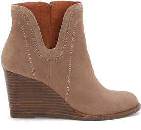 Sole Society Yenata Wedge Bootie
