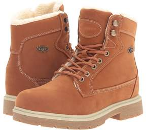 Lugz Regiment Hi Fleece WR Women's Boots