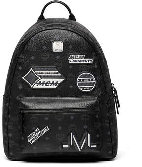 MCM Stark Backpack In Victory Patch Visetos