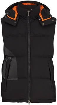 Junya Watanabe X The North Face quilted down gilet