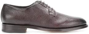 Santoni classic oxford shoes