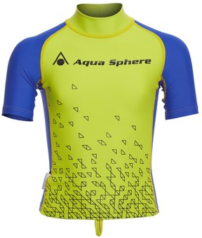 Aqua Sphere Youth Bix Rashguard 8151066