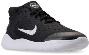 Nike Little Boys' Free Run 2018 Running Sneakers from Finish Line