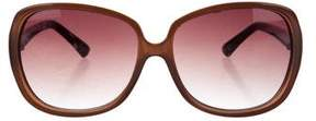 M Missoni Tinted Oversized Sunglasses