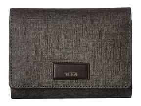 Tumi Belden Trifold Wallet Wallet Handbags