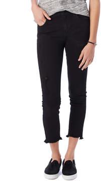 Alternative Apparel AGOLDE Sophie High Rise Skinny Crop Jeans
