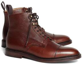 Brooks Brothers Peal & Co Captoe Boots