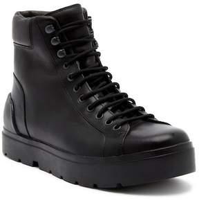 Camper Vintar Leather Lug Boot