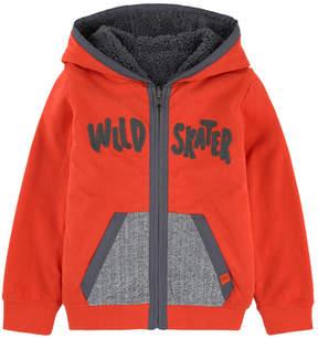 Catimini Reversible hoodie