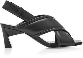 Marni Heeled Crossover Sandal