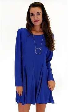 Everly Loyal & Royal Blue Dress