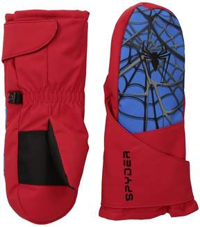Spyder Marvel Overweb Mini Mittens Extreme Cold Weather Gloves