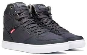 Levi's Men's Jeffery Commuter High Top Sneaker