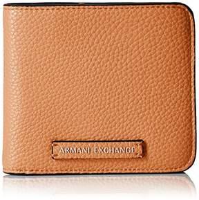 Armani Exchange A X Pebble PU Medium Wallet
