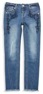 Hudson Girl's Riva Skinny Jeans