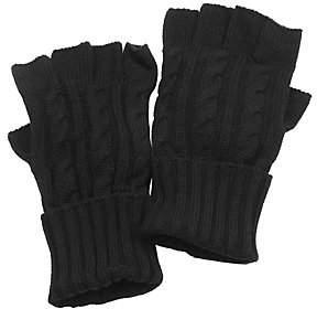 Muk Luks Men's Cable Knit Gloves