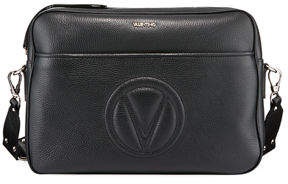 Mario Valentino Valentino By Leila Dollaro Leather Shoulder Bag