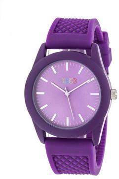 Crayo Storm Collection CRACR3705 Purple Analog Watch