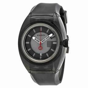 Gucci Sync XXL Grey Dial Men's Watch YA137111