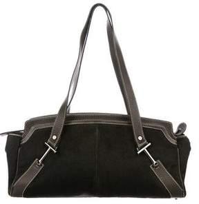 Tod's Ponyhair Shoulders Bag