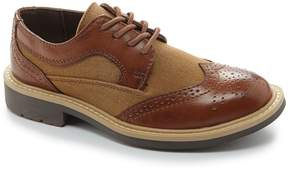 Kenneth Cole Reaction Take Fair Boys Wingtip Loafers