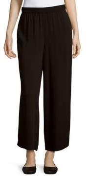 Kensie Solid Elasticized Pants