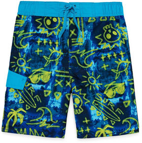 Arizona Boys Doddle Swim Trunks-Preschool