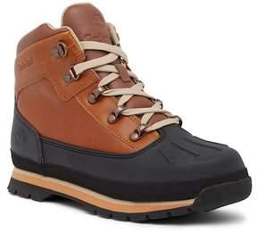 Timberland Euro Hiker Shell Toe Boot (Big Kid)