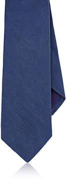 Ralph Lauren Purple Label Men's Sueded Silk Necktie