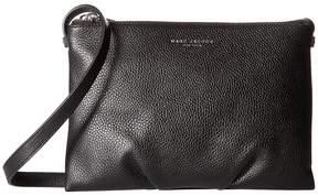 Marc Jacobs The Standard Crossbody Cross Body Handbags - BLACK 1 - STYLE