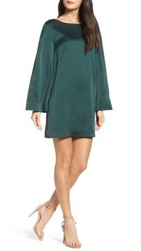 Chelsea28 Women's Ruffle Crossback Shift Dress