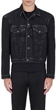 Balenciaga Men's Trucker Denim Jacket