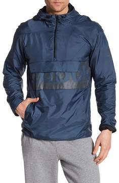 Reebok Partial Zip Front Zip Jacket